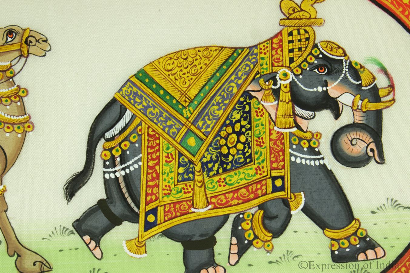 Mughal Arts Rajasthan